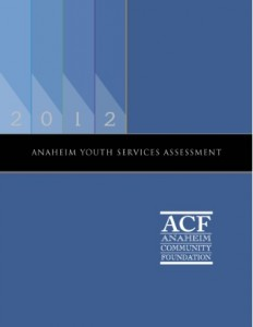 ACF report cover